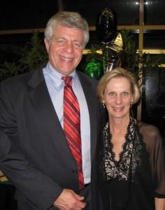 Mitch Tublin and Dr. Patty Ann